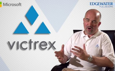Victrex finds best way to map their sales pipeline