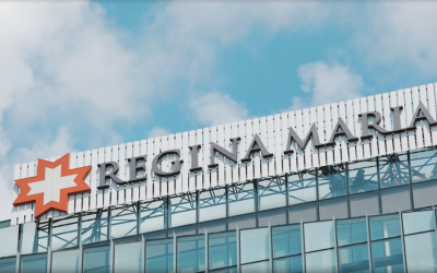 Digital transformation helps REGINA MARIA deliver better customer care and healthier business processes