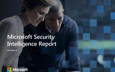 Microsoft Security Intelligence Report: Volume 23