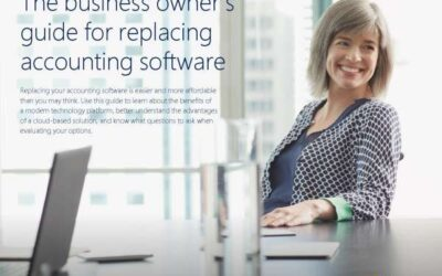 The Business Owner's Guide for Replacing Accounting Software