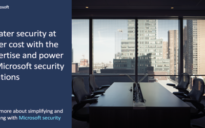 Social Asset A: Greater Security