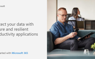 Protect your data with secure and resilient productivity applications. Get started with Microsoft 365.