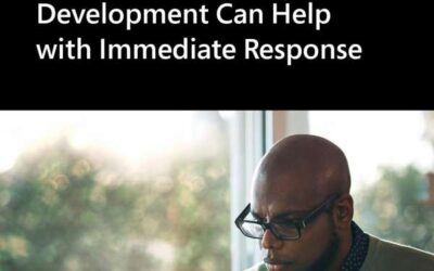 3 ways low-code app development can help with immediate response